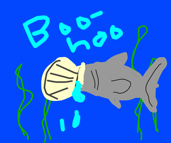 Crying clamfish