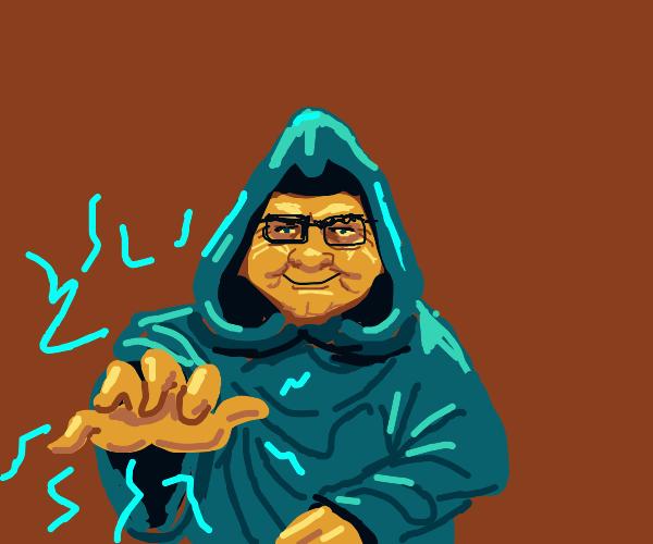 Danny Devito D&D barbarian monk