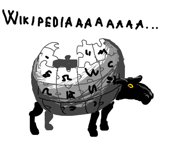sheep Wikipedia article