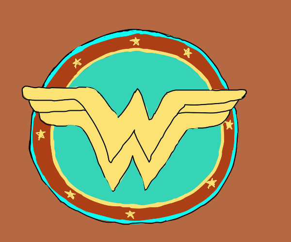 Wonder Woman's logo
