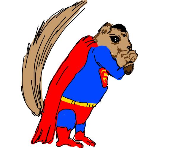 Nutty Superman