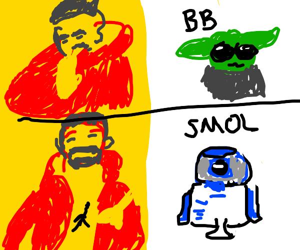 Baby C-3PO