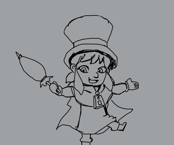 """Anything from """"A Hat in Time."""""""