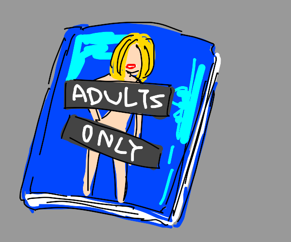 censored magazine