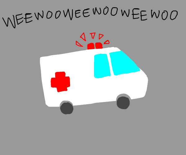 Ambulance on the go