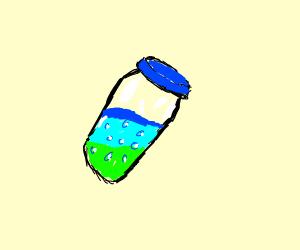 Fortnight slurp juice