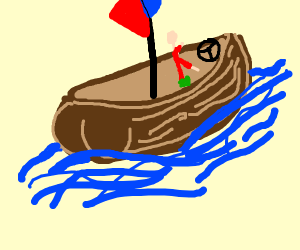a dummy thicc boat