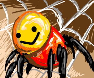 Roblox spider meme