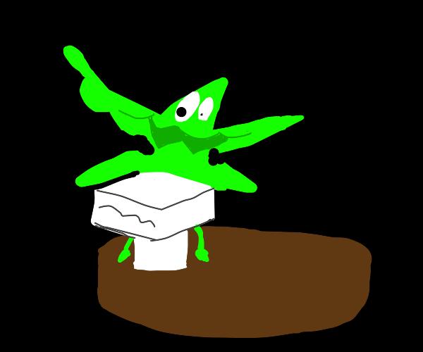 Weed Speaker