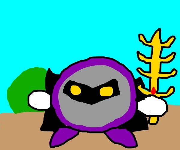 Meta Knight from Kirby