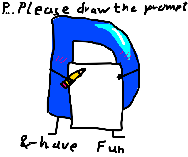 drawception but shy