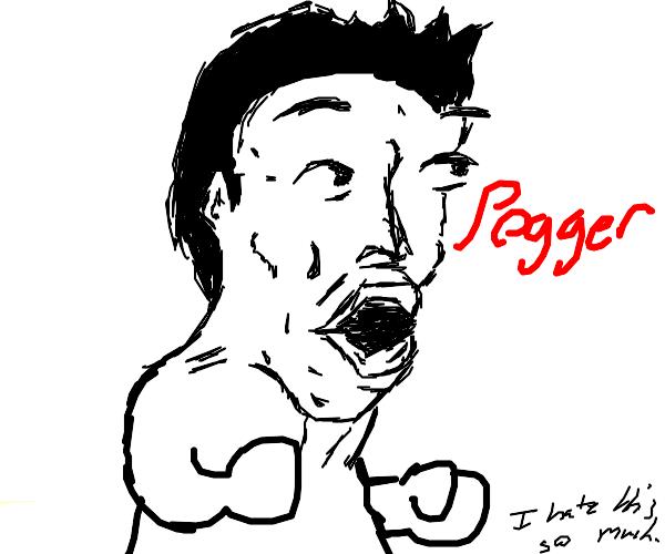 pogger