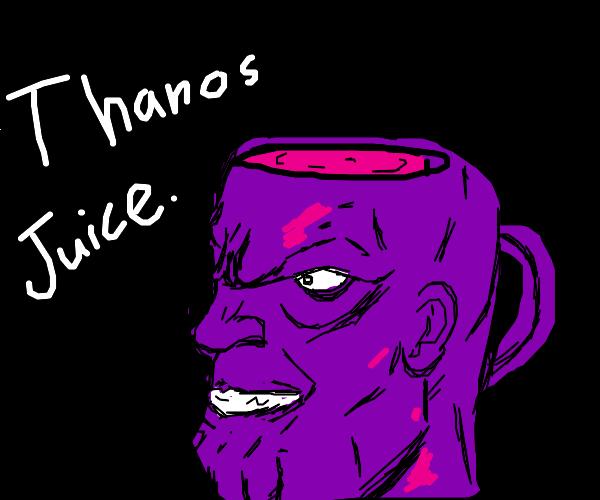 Draw Thanos (Meme edition)
