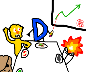 Drawception hosts an unforgettable luncheon