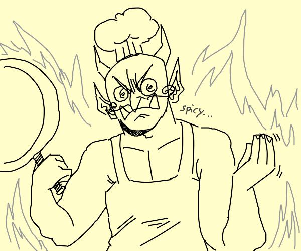 Demon cook