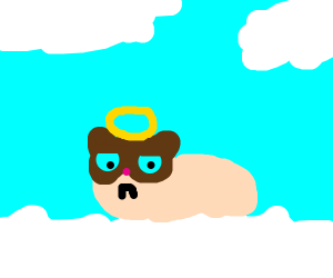 All good Grumpy Cat goes to Heaven