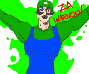 Luigi za warudo