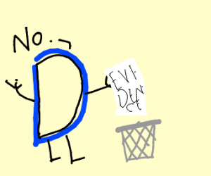 """Drawception is desposing of the """"evidence"""""""