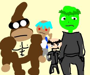 Gorillaz (band)