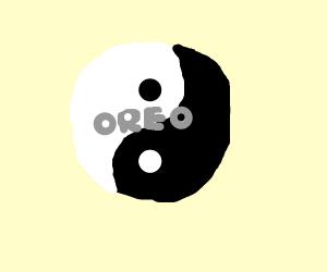 Ying Yang Oreo