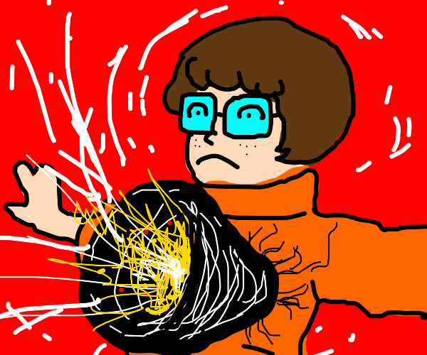 Velma's heart is a black hole now.