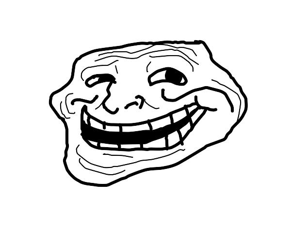 Troll face (Meme)