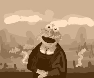 Elmolosa (Elmo monalisa)
