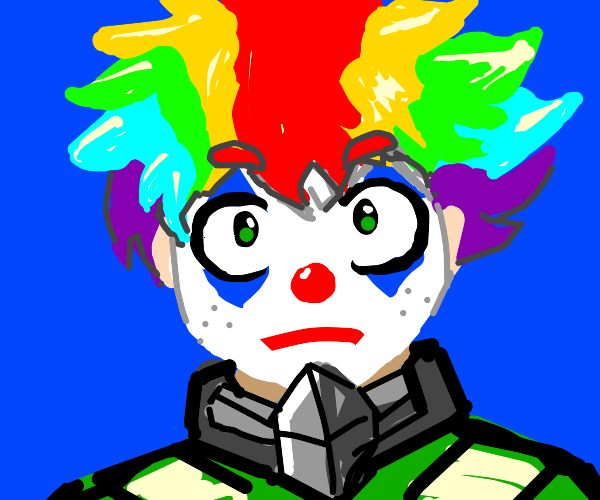 Clown deku