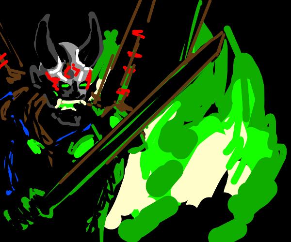Soulcalibur Yoshimitsu