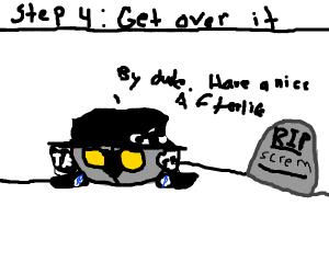 Step 3: Mourn