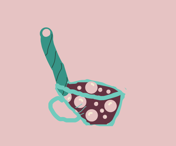 Lovely bubble tea