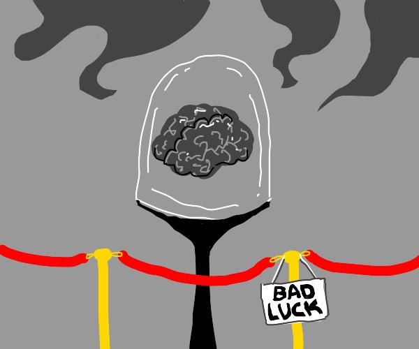 Bad Luck Brain