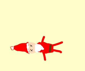 dead santa