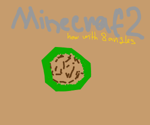 Minecraft 2: Now with 8 angles