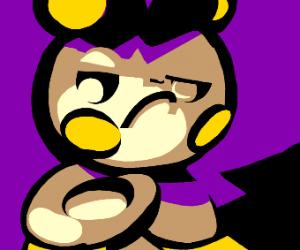 emolga is displeased at you