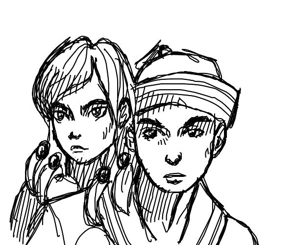 gappy and yasuho