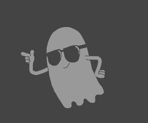 Very coal ghost