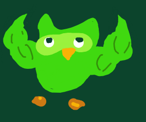 Buff Duolingo