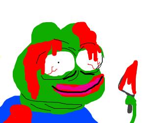 Murderous Pepe