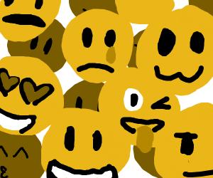 Use emojis on everything
