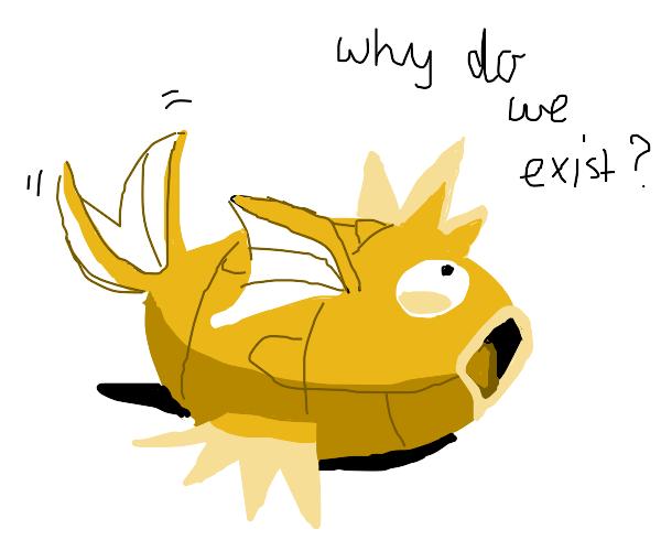 golden magikarp ask why do we exist
