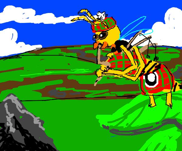 Scottish Hornet