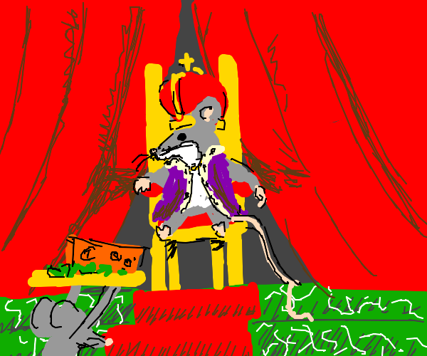 King Mouse VIII