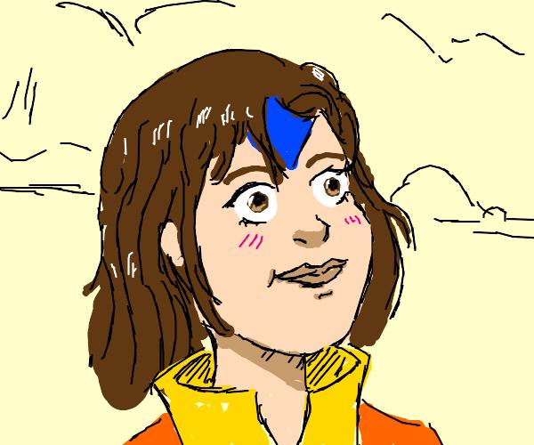 Genderbent Aang