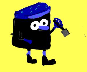 Sponge Bob is Ninja assassin