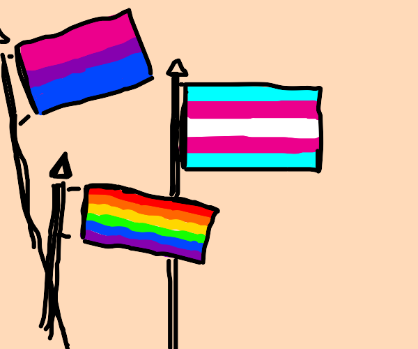 Pride Flags!
