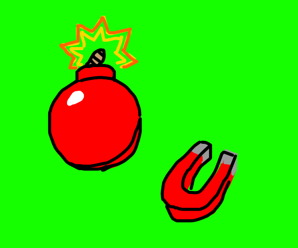 Cherry Bomb and Magnet