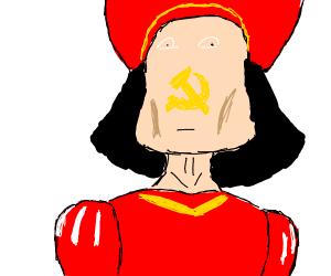 Communist Revolution against Lord Farquaad