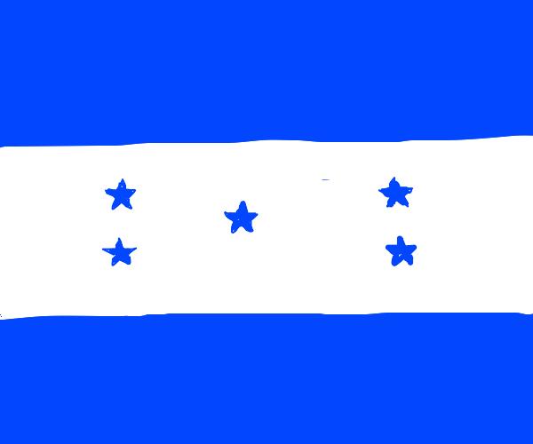 Hondraus flag
