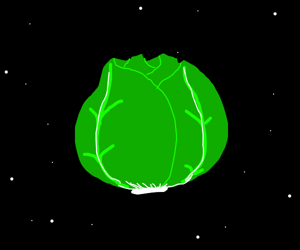 Planet cabbage